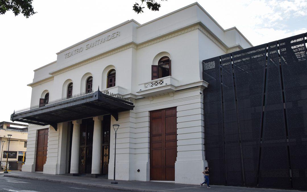 Conozca la increíble restauración del Teatro Santander